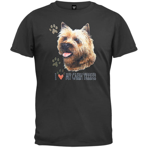 I Paw My Cairn Terrier T-Shirt