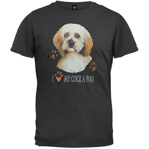 I Paw My Cock A Poo T-Shirt