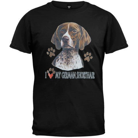 I Paw My German Shorthair T-Shirt