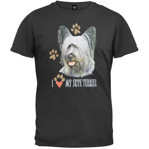 I Paw My Skye Terrier T-Shirt
