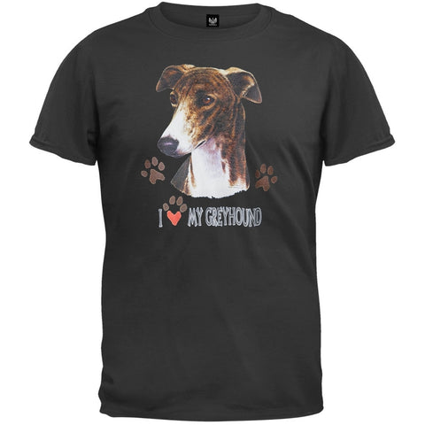 I Paw My Greyhound T-Shirt