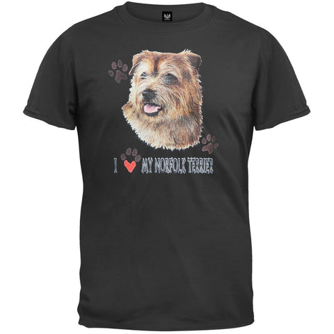 I Paw My Norfolk Terrier T-Shirt