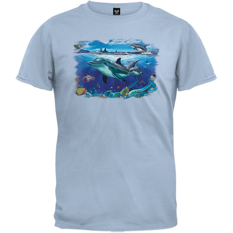 Dolphin And Baby T-Shirt