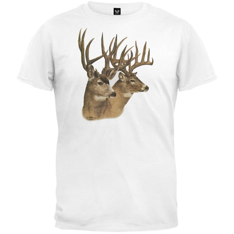 Whitetail Deer Pair T-Shirt