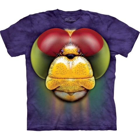Dragonfly Face T-Shirt