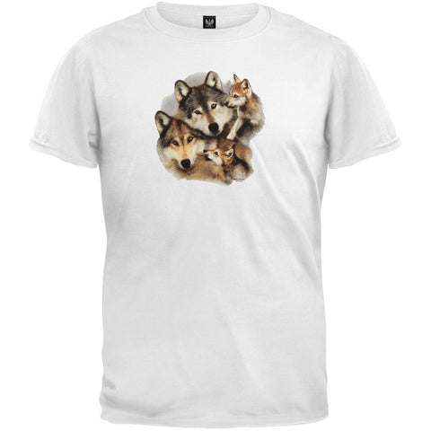 Wolf Harmony Youth T-Shirt
