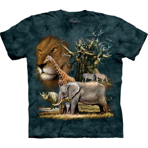 African Savanna College T-Shirt