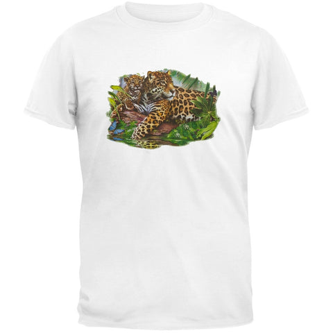 Jaguar Mom And Cub T-Shirt