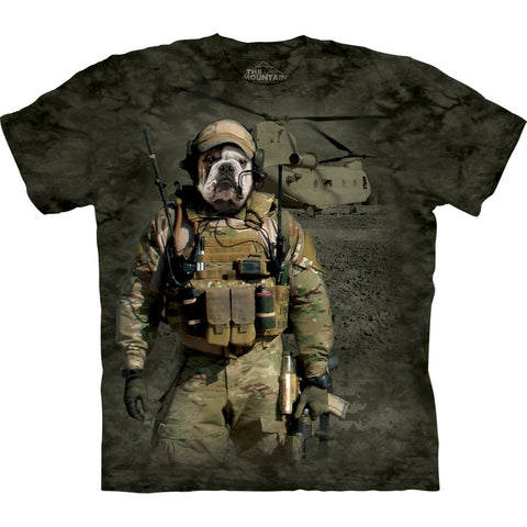 Bulldog JTAC Wardog T-Shirt