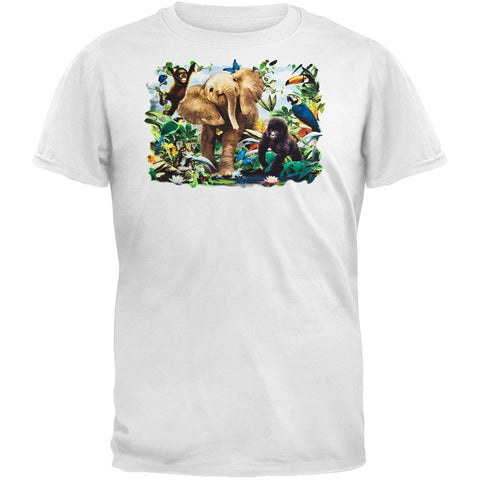 By The Shady Pool Youth T-Shirt