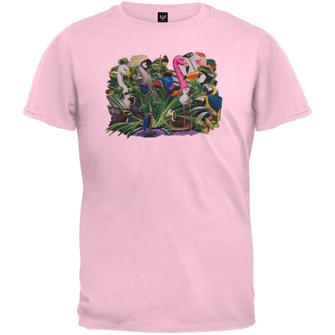 Animal Magic Birds Landscape Youth T-Shirt