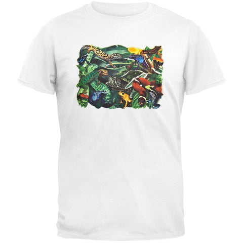 Dart Frogs And Reptiles T-Shirt