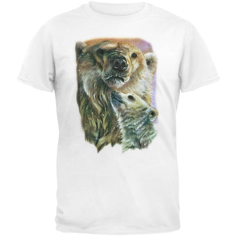 Mom And Baby Polar T-Shirt