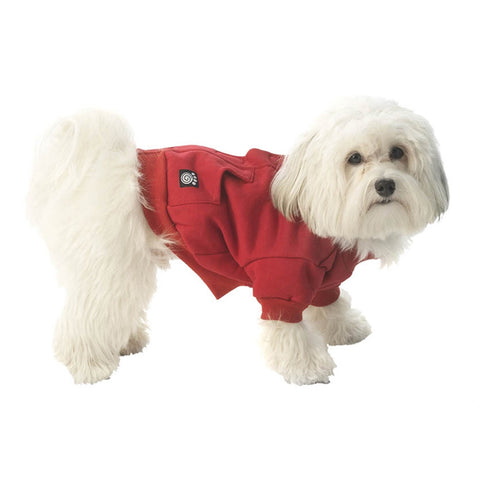 Barkley's Red Dog Sweatshirt