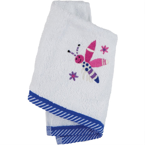 Cute As A Bug Wash Cloth