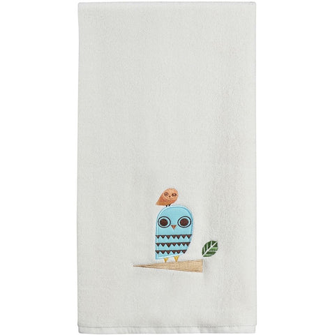 Give A Hoot Bath Towel