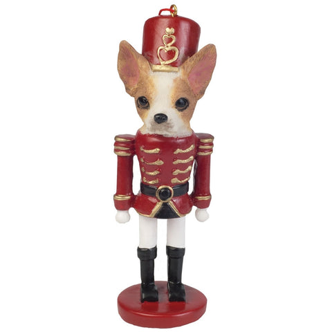 Chihuahua Nutcracker Christmas Ornament