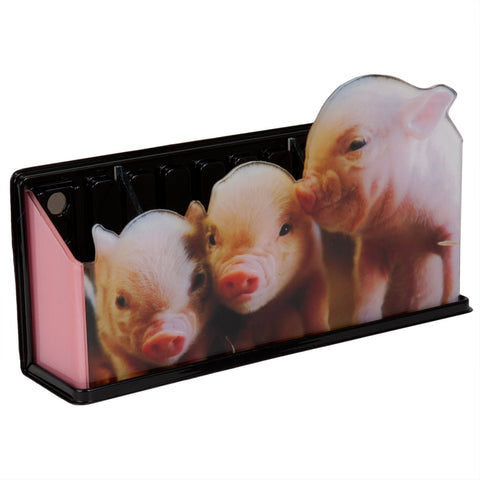 Pig Baby Trio Fun Caddy Basket