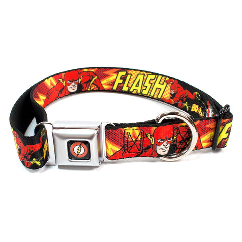 The Flash - BOOM-KABOOM! Dog Collar