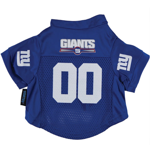 New York Giants - Team Colors Dog Jersey