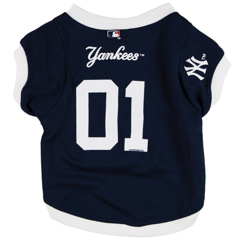New York Yankees - Team Colors Dog Jersey