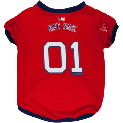 Boston Red Sox - Team Colors Dog Jersey