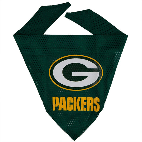 Green Bay Packers - Logo Dog Bandana