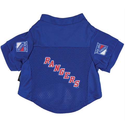 New York Rangers - Team Colors Dog Jersey