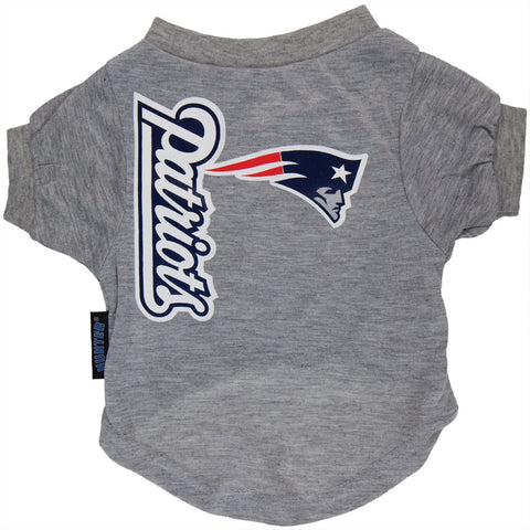 New England Patriots - Logo Dog T-Shirt