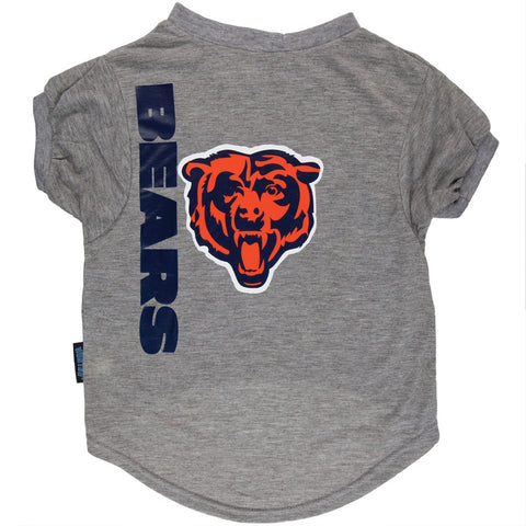 Chicago Bears - Logo Dog T-Shirt