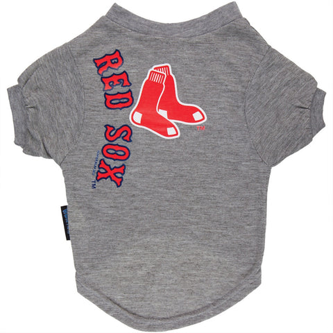 Boston Red Sox - Logo Dog T-Shirt