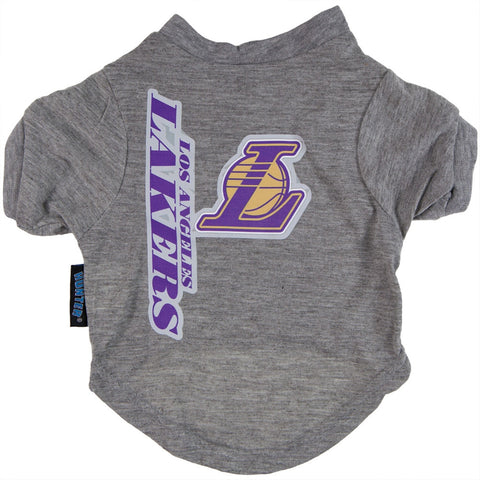 Los Angeles Lakers - Logo Dog T-Shirt