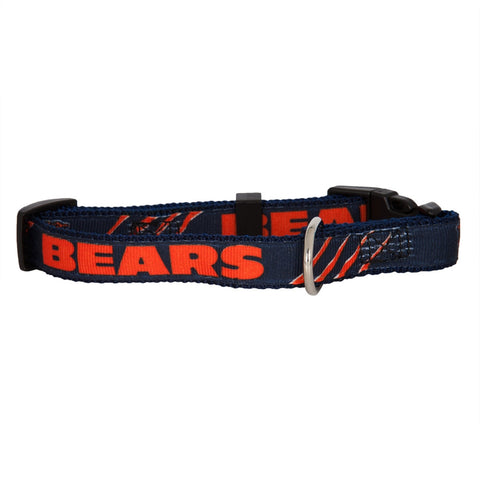 Chicago Bears - Logo Dog Collar
