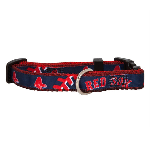 Boston Red Sox - Logo Dog Collar