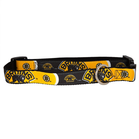 Boston Bruins - Logo Dog Collar