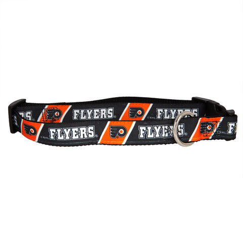Philadelphia Flyers - Logo Dog Collar