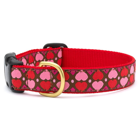 All Hearts Dog Collar