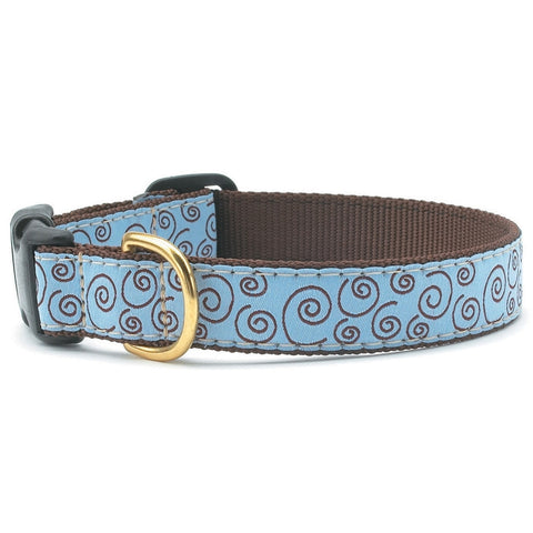 Curly-Q Dog Collar