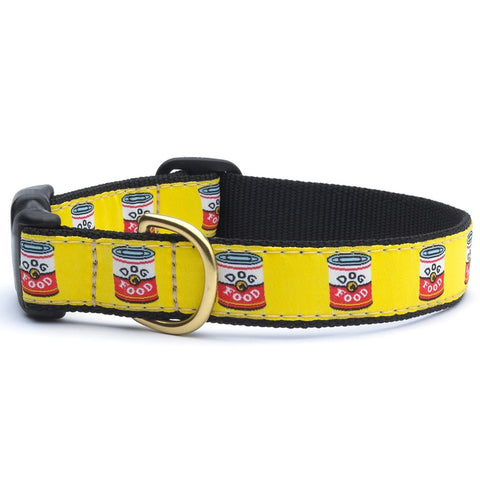 Dog Food Can Dog Collar