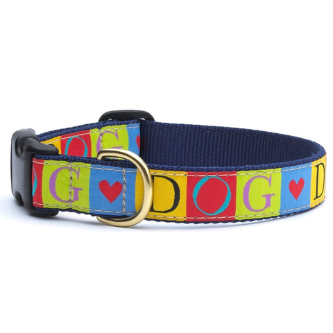 Dog Love Dog Collar