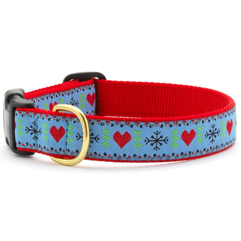 Fair Isle Dog Collar