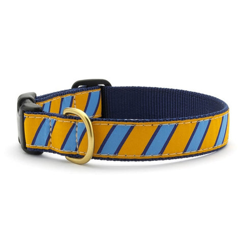 Henry Stripe Dog Collar