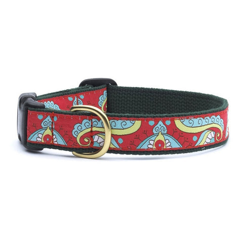 Mendhi Dog Collar