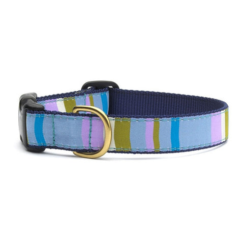 Tisbury Stripe Dog Collar