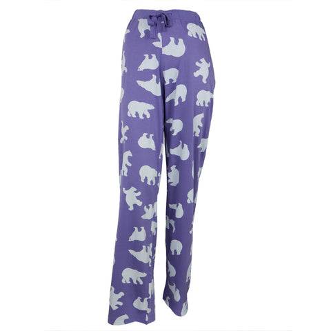 Polar Bear Chill Out Women's Sleep Pants