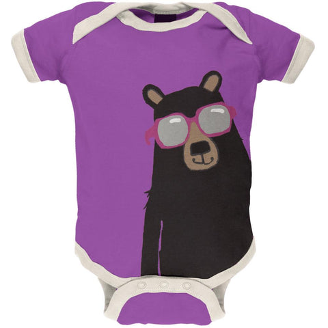 Cool Bear Baby One Piece