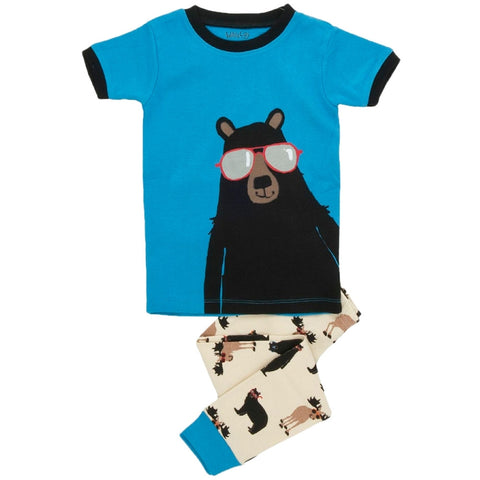 Cool Bear Juvy Pajama Set