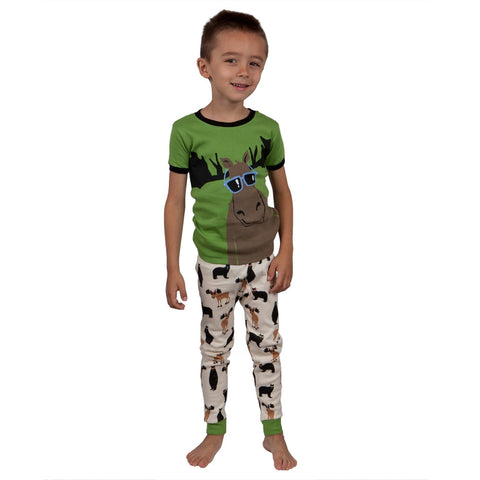 Cool Moose Juvy Pajama Set