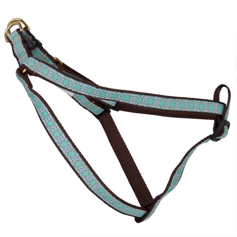 Sea Glass Dog Harness