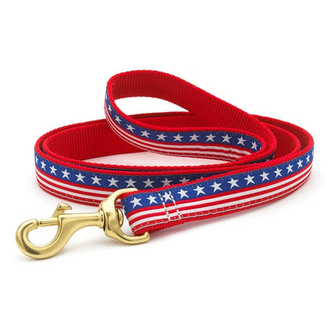 Star & Stripes Dog Leash